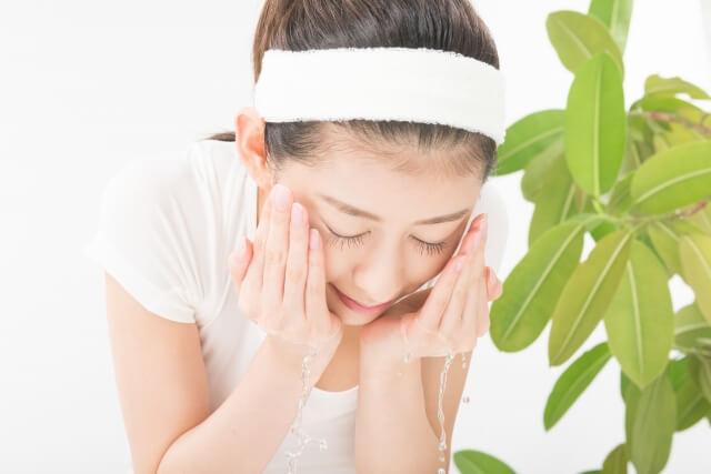 ヒノキ肌粧品 洗顔画像